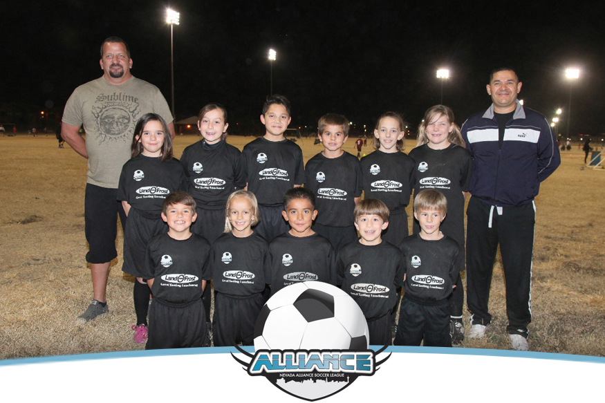 2013 Desert Warriors U11
