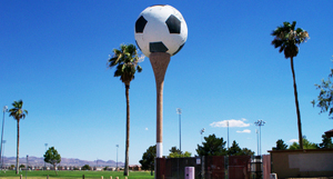 Nevada Alliance Soccer League, New Silverbowl Park